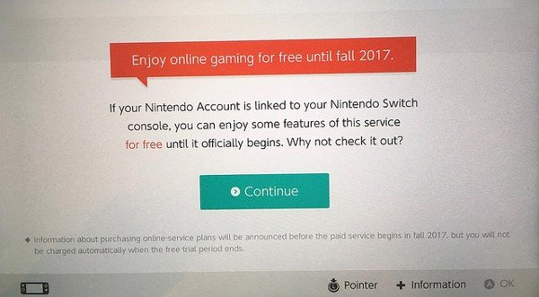 Tạo account Nintendo Switch bước 9