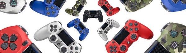 Tay cầm chính hãng PS4 bán tại nShop