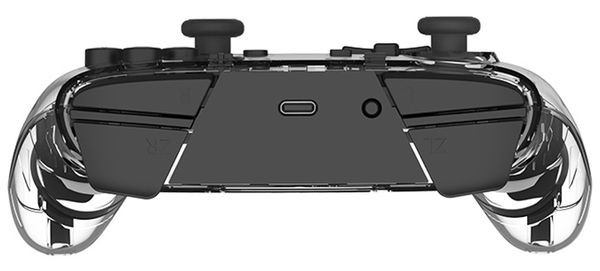 Tay cầm Pro Controller trong suốt IINE PMW Nintendo Switch giá rẻ