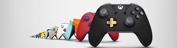 tay cầm Xbox One S đa sắc màu đẹp lung linh