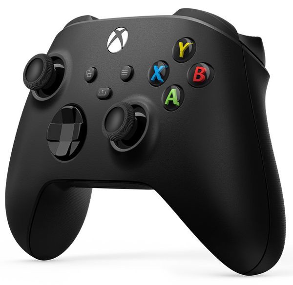 tay cầm Xbox Wireless Controller Carbon Black real
