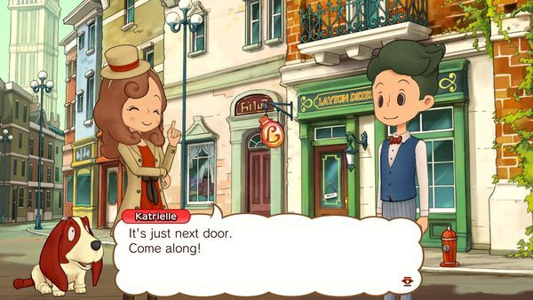 game shop bán Layton