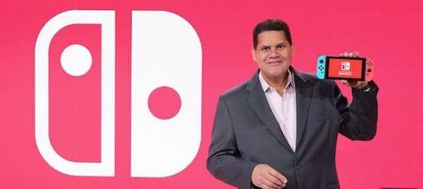 Thắc mắc về Nintendo Switch