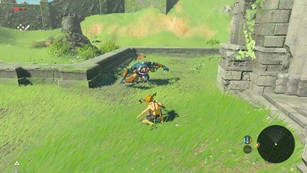 Master Mode The legend of Zelda: Breath of the Wild
