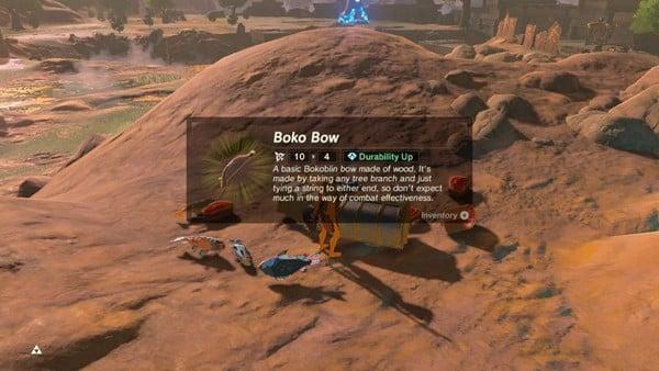 Thẻ Amiibo Zelda để quét vật phẩm trong game