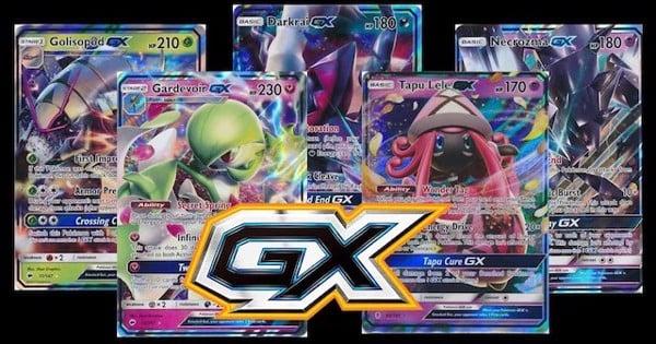 thẻ bài pokemon gx siêu hiếm
