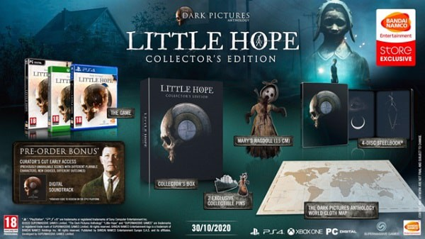 The Dark Pictures Anthology Little Hope 3