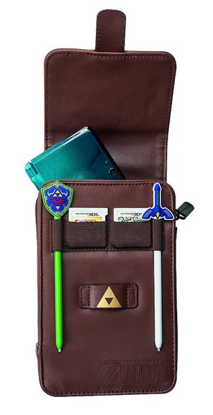 THE LEGEND OF ZELDA ADVENTURERS POUCH