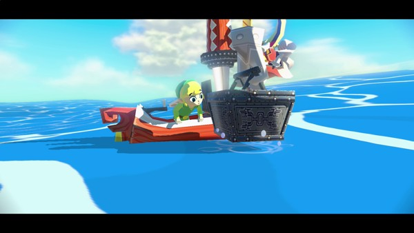 THE LEGEND OF ZELDA WIND WAKER HD nshop