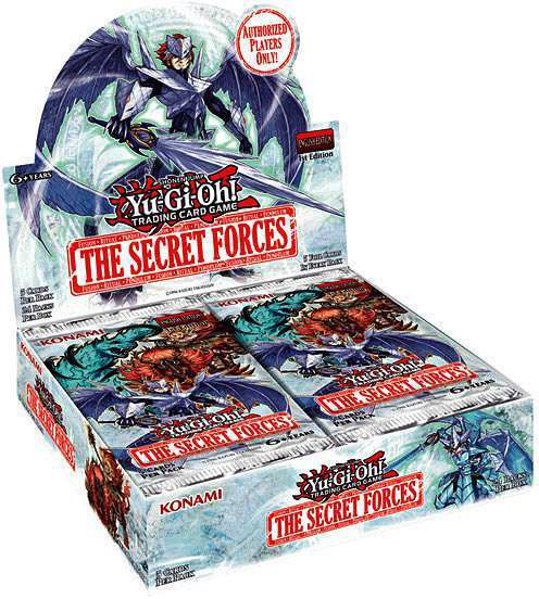 THE SECRET FORCES TCG