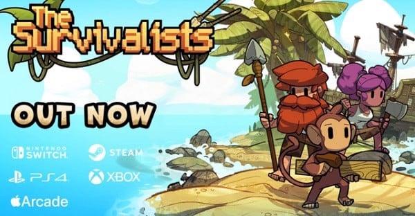 The Survivalists box art