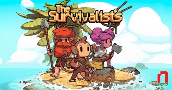 The Survivalists Nintendo Switch