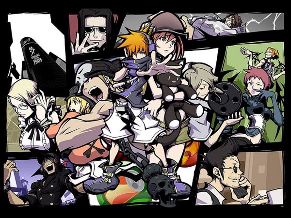 THE WORLD ENDS WITH YOU strore
