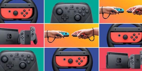 tìm hiểu mua game Nintendo Switch