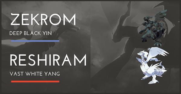 Những Pokemon mạnh nhất mọi thời đại Zekrom Reshiram