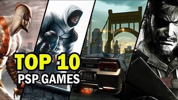 top 10 game PPSSPP hay nhất nên tải