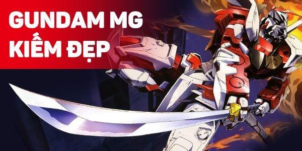 top 5 gundam mg kiếm đẹp