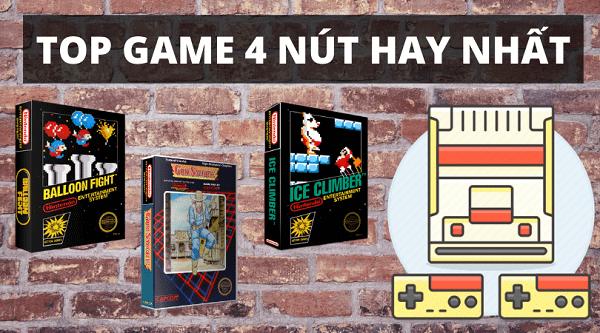 top game 4 nut hay nhat nes