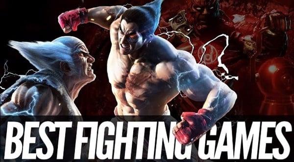 top game đối kháng PS4