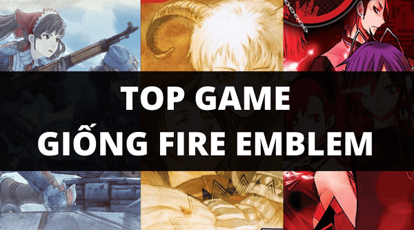 top game giống fire emblem three house
