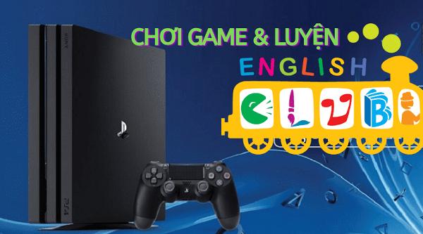top game luyện tiếng Anh trên PS4