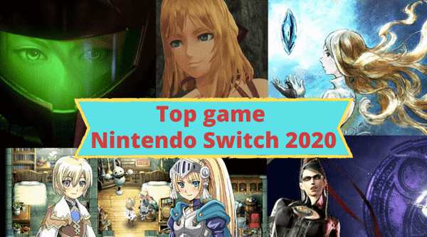 Top game Nintendo Switch 2020