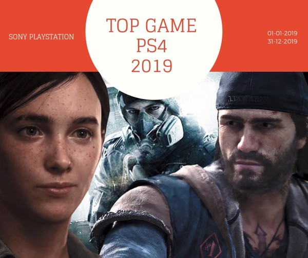 Top game PS4 2019