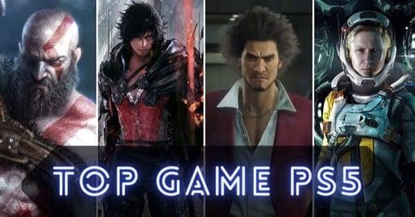 top game ps5 2021 hay nhat