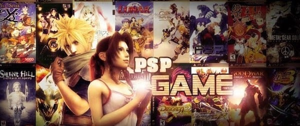 top game psp hay