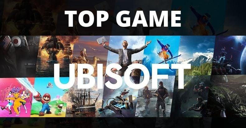 top game ubisoft hay nhat