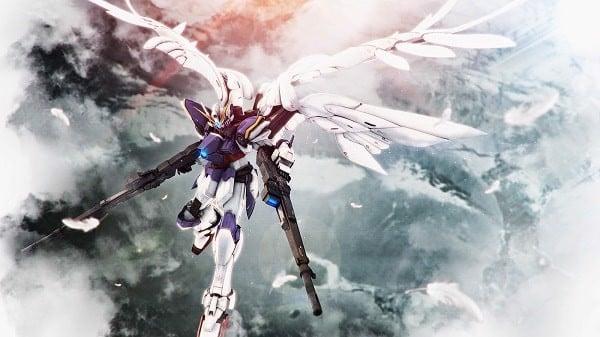 Top Gundam có cánh đẹp nhất Wing Gundam Zero EW