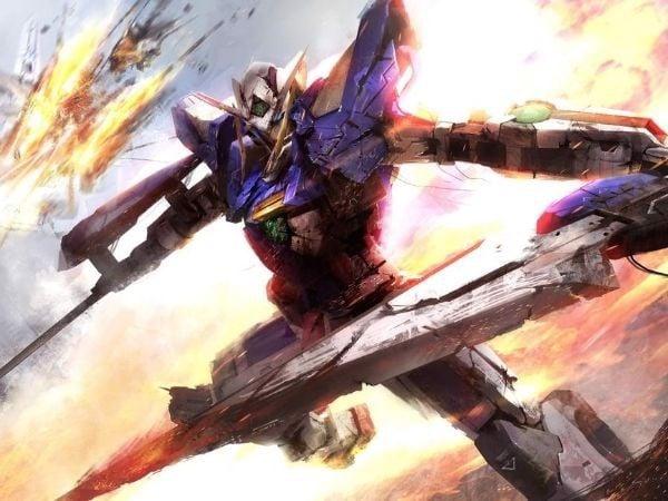 Top Gundam đẹp nhất Gundam Exia