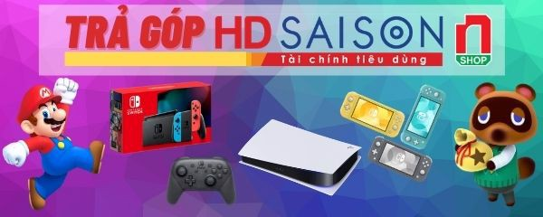 mua tra gop ps5 nintendo switch lite hd saison