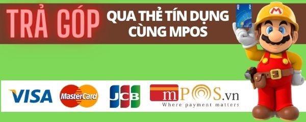 tra gop qua the tin dung mpos