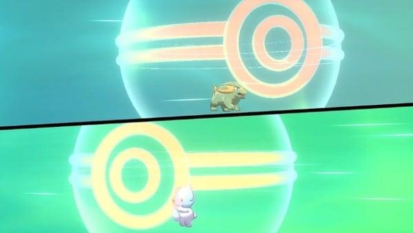 Trade Pokemon với người chơi khác trong Sword & Shield