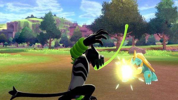 trade Zarude Pokemon Sword Shield