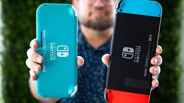 chip tegra mới Nintendo Switch Lite