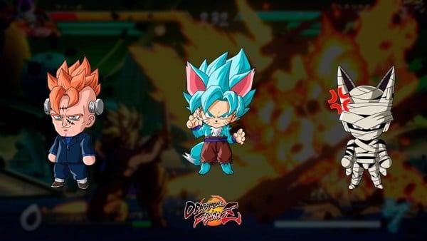 Trang phục trong game đối kháng Dragon Ball Fighter Z