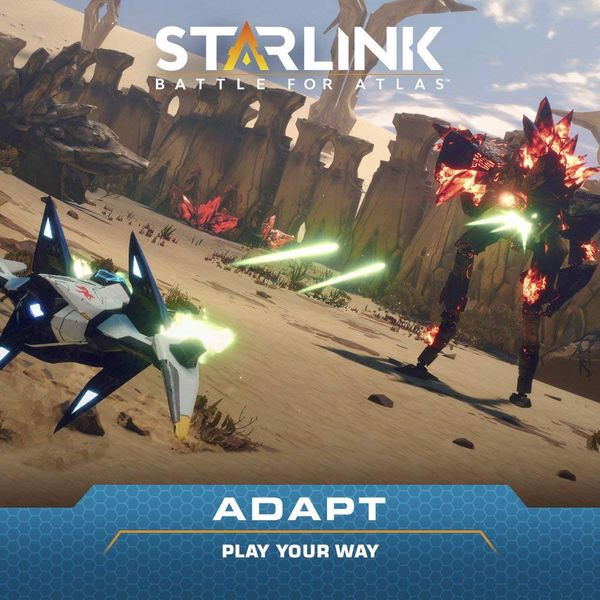 trò chơi Starlink Battle For Atlas cho Nintendo Switch