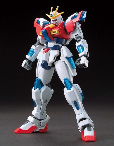 TRY BURNING GUNDAM HGBF  1144