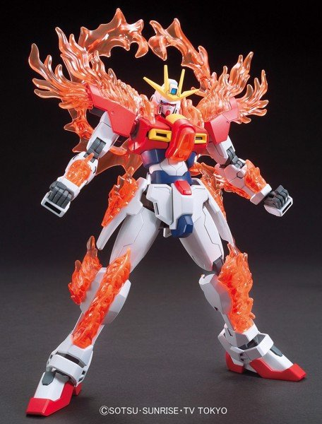 TRY BURNING GUNDAM HGBF  1144 nshop