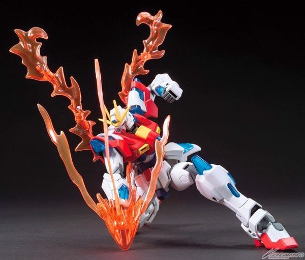 TRY BURNING GUNDAM HGBF  1144 shop vietnam