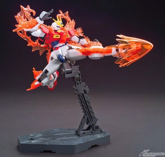 TRY BURNING GUNDAM HGBF  1144 store
