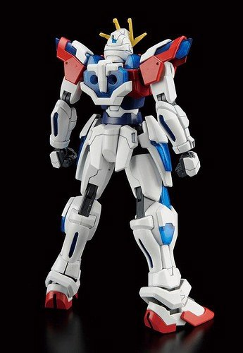 TRY BURNING GUNDAM HGBF  1144 vietnam