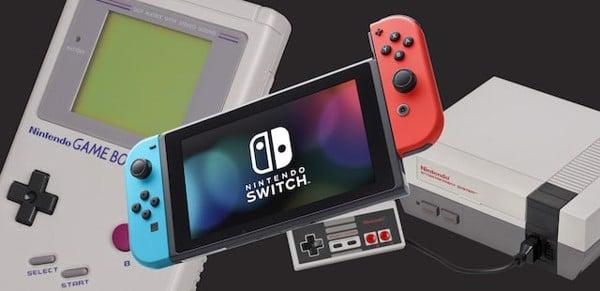 tựa game cũ port lại lên nintendo switch