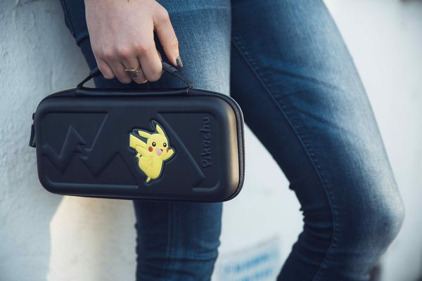 túi đựng Nintendo Switch Pokemon Special travel deluxe case cao cấp