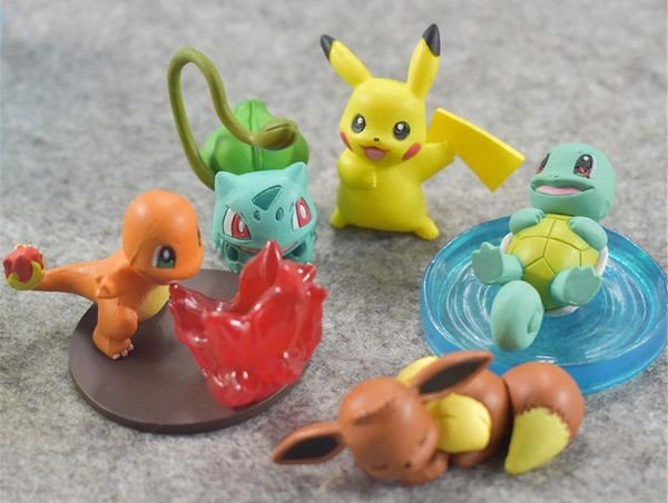 tượng Pokemon Useful Mini Figure Vol 1