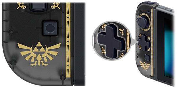 mua bán HORI D-Pad Controller Joy-con Left Nintendo Switch Zelda giá rẻ