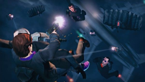 cửa hàng game bán Saints Row The Third The Full Package Nintendo Switch