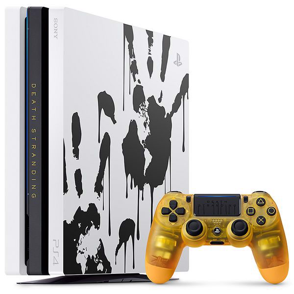 muagame PlayStation 4 Pro Death Stranding Limited Edition Sony Việt Nam